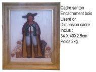 Cadre santon n°1