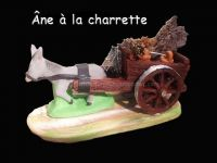 âne à la charrette